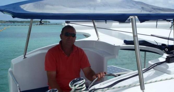 Bootsverleih Fountaine Pajot Mahe 36 Evolution Le Marin Samboat
