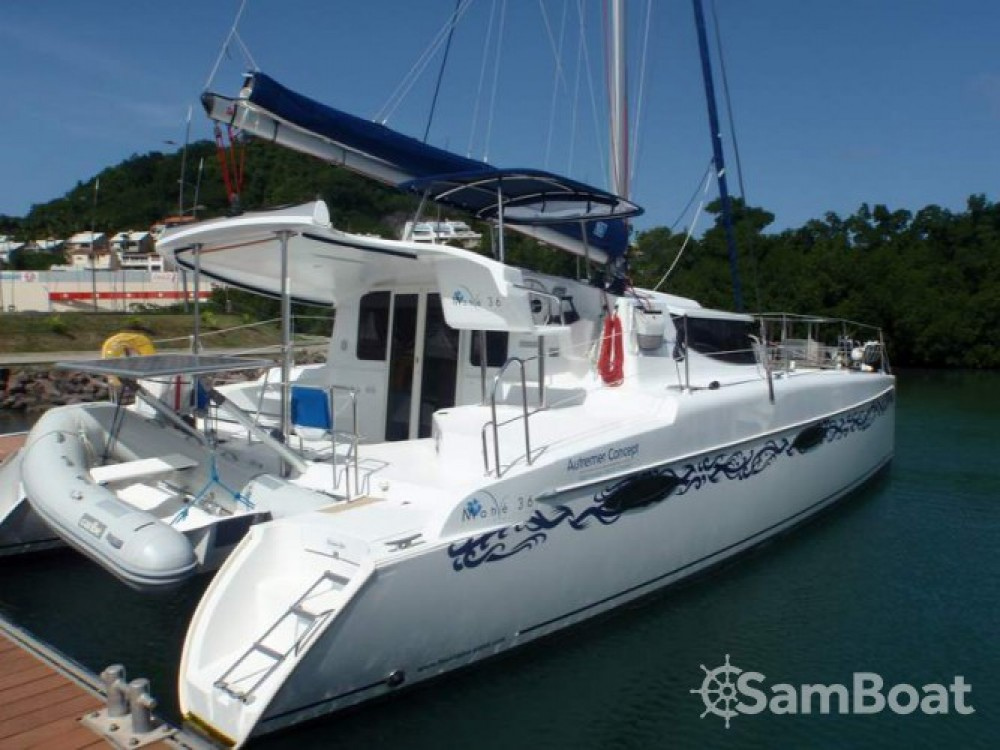 Yacht-Charter in Martinique - Fountaine Pajot Mahe 36 Evolution auf SamBoat