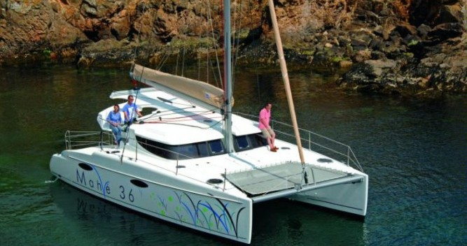 Yacht-Charter in Le Marin - Fountaine Pajot Mahe 36 Evolution auf SamBoat