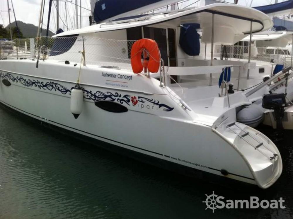 Yacht-Charter in Martinique - Fountaine Pajot Lipari 41 auf SamBoat