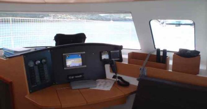 Bootsverleih Martinique günstig Lipari 41