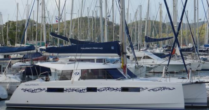 Katamaran mit oder ohne Skipper Nautitech mieten in Le Marin