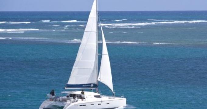 Yacht-Charter in Le Marin - Nautitech Nautitech 442 auf SamBoat