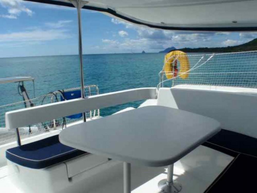 Katamaran mit oder ohne Skipper Fountaine Pajot mieten in Martinique