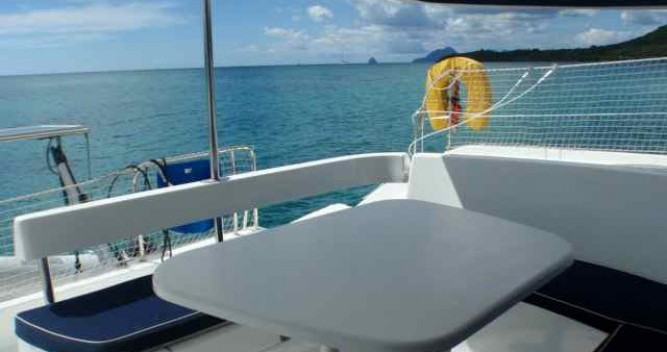 Bootsverleih Fountaine Pajot Lipari 41 Le Marin Samboat