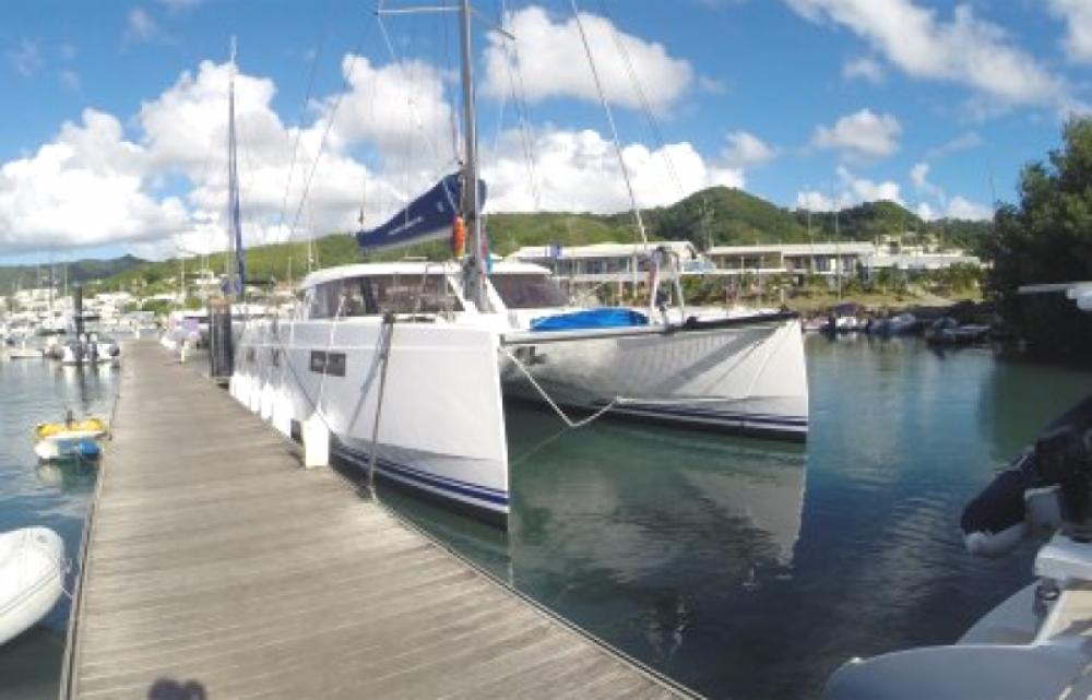 Yacht-Charter in Martinique - Nautitech Open 40 auf SamBoat