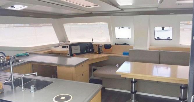 Yacht-Charter in Martinique - Helia 44 auf SamBoat