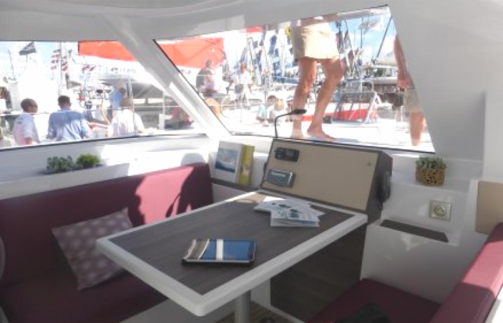 Bootsverleih Nautitech Open 40 Martinique Samboat