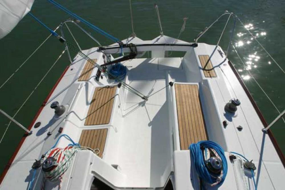 Segelboot mit oder ohne Skipper Bénéteau mieten in La Rochelle