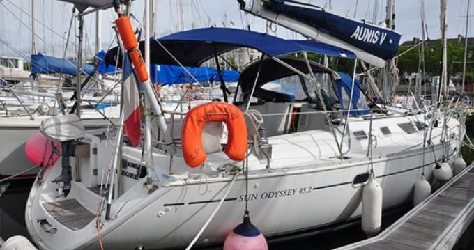 Segelboot mieten in La Rochelle - Jeanneau Sun Odyssey 45.2