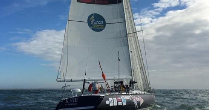 Yacht-Charter in La Rochelle - Mauric-Pouvreau KVIII auf SamBoat