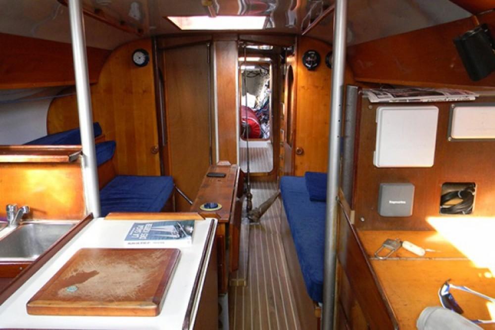 Bootsverleih Mauric-Pouvreau KVIII La Rochelle Samboat