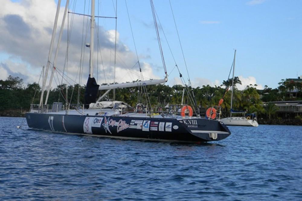 Segelboot mit oder ohne Skipper Mauric-Pouvreau mieten in La Rochelle