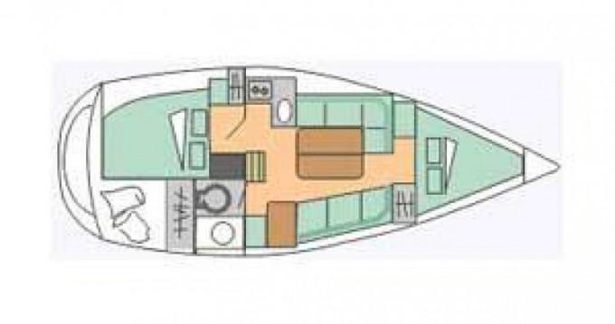 Segelboot mieten in Siouville-Hague zum besten Preis