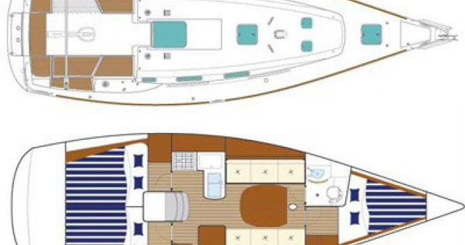 Yacht-Charter in Siouville-Hague - Bénéteau First 36.7 auf SamBoat
