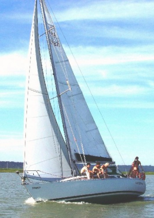 Yacht-Charter in Flamanville - Bénéteau First 345 auf SamBoat