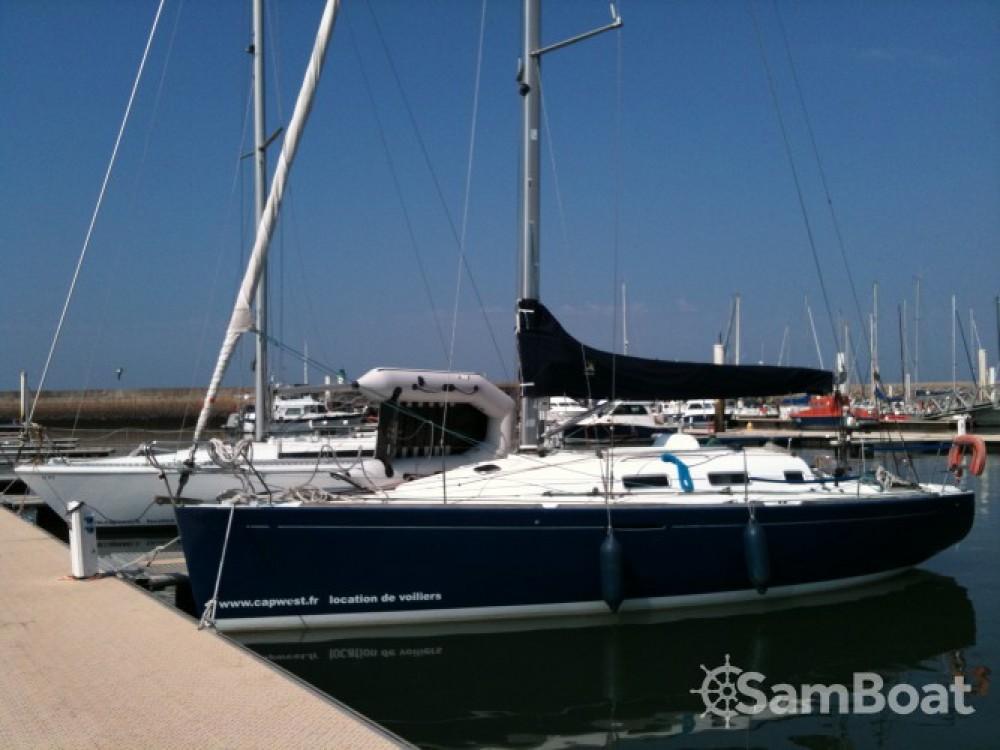 Segelboot mit oder ohne Skipper Bénéteau mieten in Tréauville