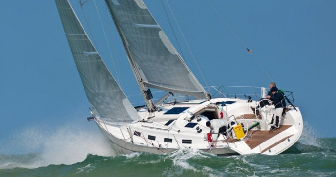 Segelboot mit oder ohne Skipper Bavaria mieten in Siouville-Hague