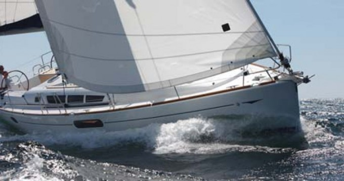 Bootsverleih Jeanneau Sun Odyssey 44i Siouville-Hague Samboat