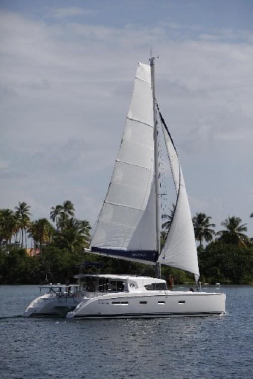 Bootsverleih Nautitech Nautitech 441 Martinique Samboat