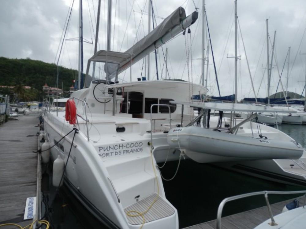 Katamaran mieten in Martinique - Nautitech Nautitech 441