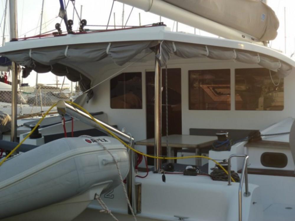Katamaran mit oder ohne Skipper Nautitech mieten in Martinique