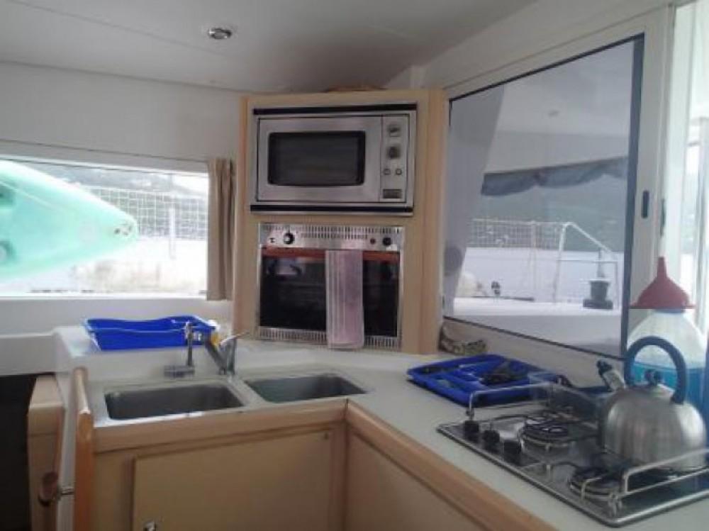 Yacht-Charter in Martinique - Lagoon Lagoon 400 auf SamBoat