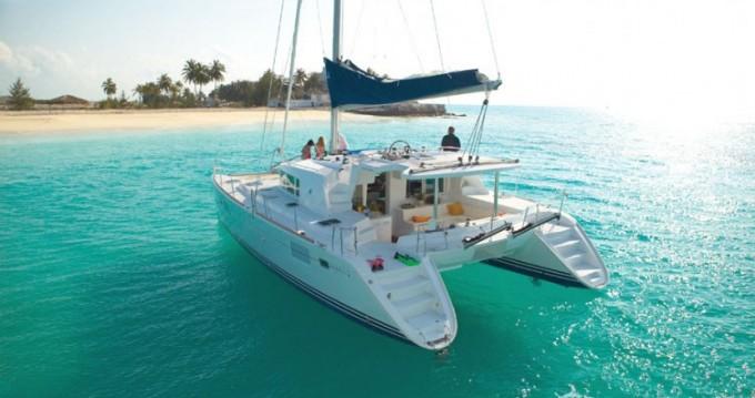 Yacht-Charter in Le Marin - Lagoon Lagoon 400 auf SamBoat