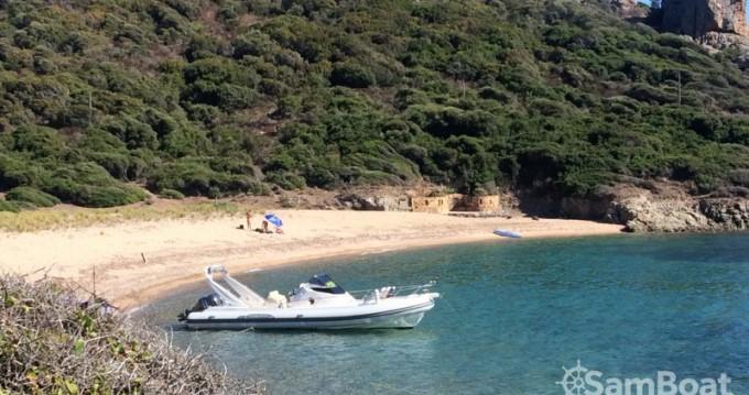 Bootsverleih Capelli Tempest 1000 WA Ajaccio Samboat