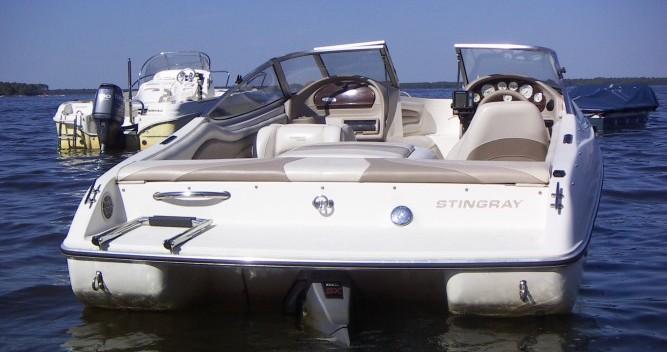 Motorboot mieten in Lacanau - Stingray ls 185