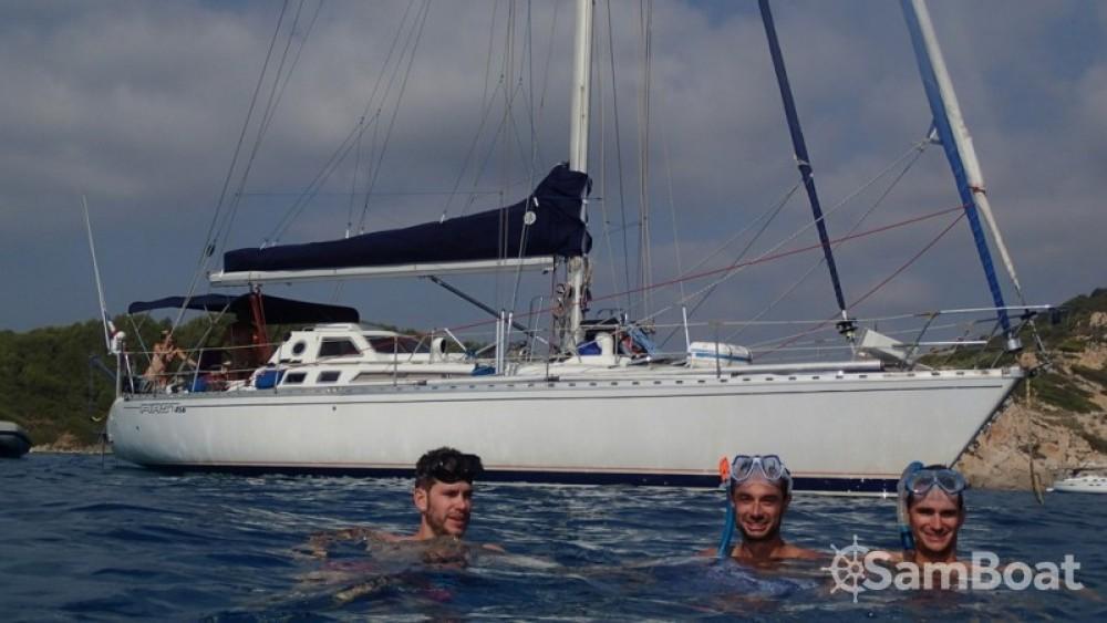 Bootsverleih Bénéteau First 456 Ajaccio Samboat
