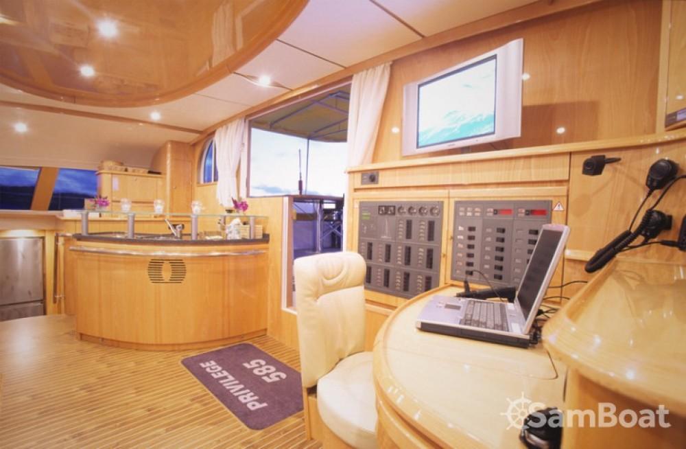 Bootsverleih Alliaura-Marine Privilège 585 Ajaccio Samboat