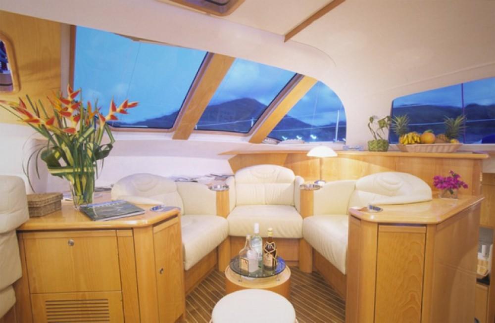 Yacht-Charter in Ajaccio - Alliaura-Marine Privilège 585 auf SamBoat