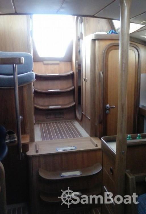 Segelboot mieten in Ajaccio - Bénéteau First 456