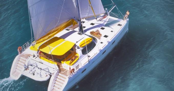 Vermietung Katamaran Alliaura-Marine mit Führerschein