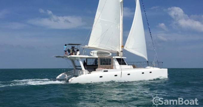 Katamaran mieten in Galle - Catamaran-Jade One off 52'