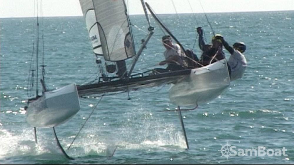 Yacht-Charter in La Grande-Motte - Nacra Nacra F20 FCS auf SamBoat