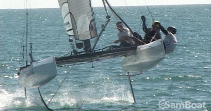 Bootsverleih Nacra Nacra F20 FCS La Grande-Motte Samboat