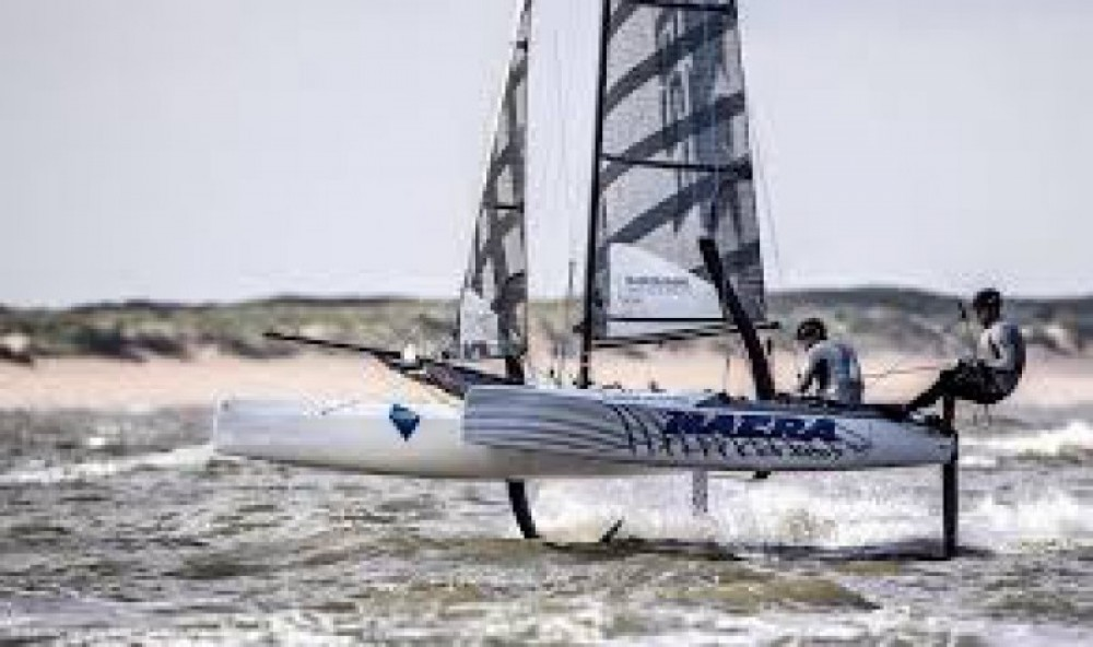 Katamaran mit oder ohne Skipper Nacra mieten in La Grande-Motte