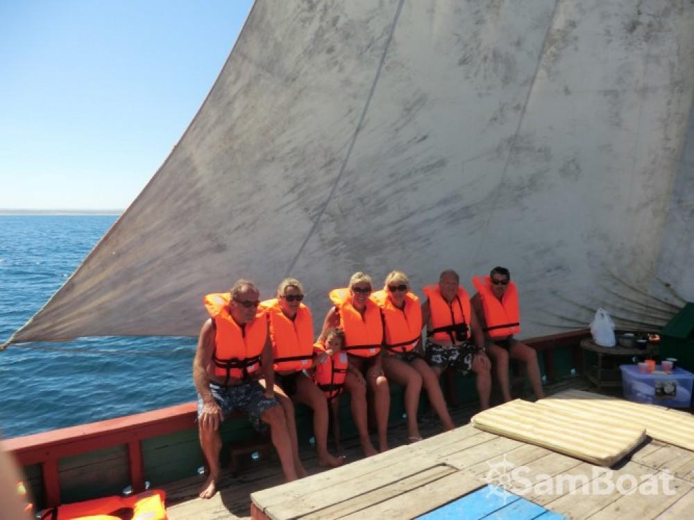 Segelboot mieten in Toliara zum besten Preis