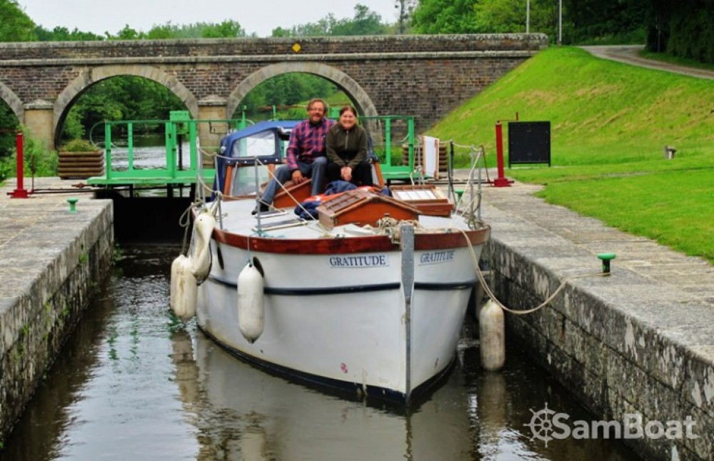 Yacht-Charter in Nantes - Fox-And-Sons gentleman launch auf SamBoat