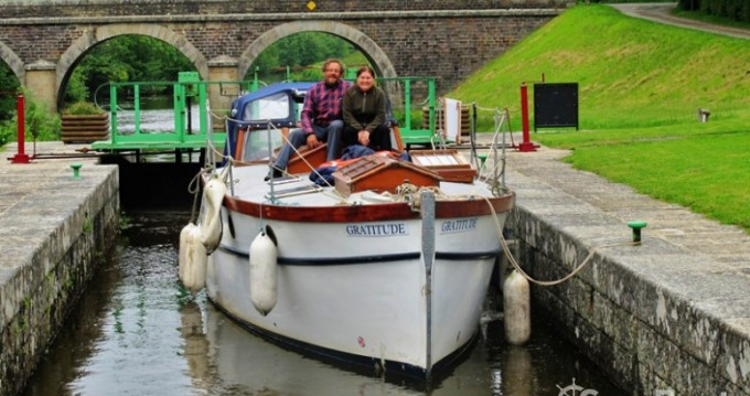 Hausboot mit oder ohne Skipper Fox-And-Sons mieten in Nantes