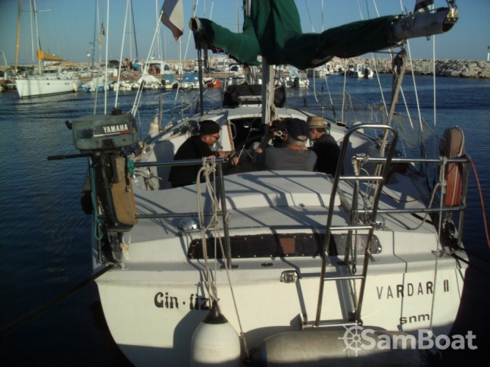 Segelboot mieten in Port des Sablons - Jeanneau Gin Fizz Ketch