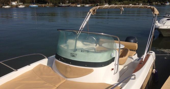 Bootsverleih Le Grau-d'Agde günstig Key Largo 22 Deck