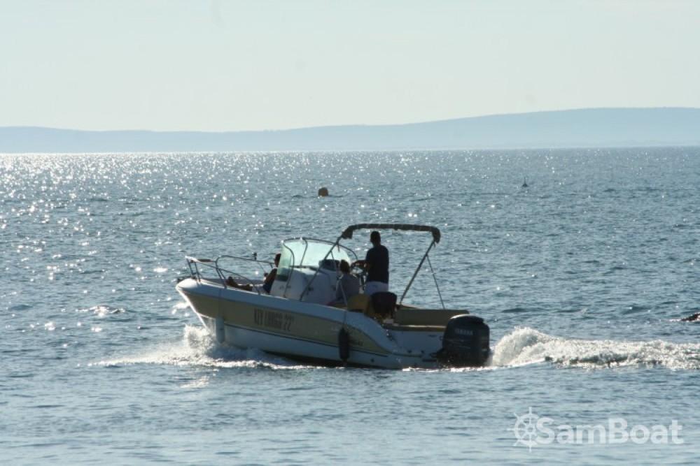Bootsverleih Sessa Marine Key Largo 22 Deck  Samboat