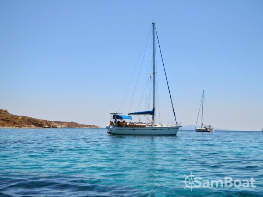 Jeanneau Voyage 11.20 zwischen Privatpersonen und professionellem Anbieter Lávrio