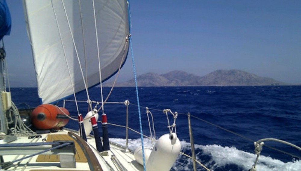 Bootsverleih Jeanneau Voyage 11.20 Lávrio Samboat