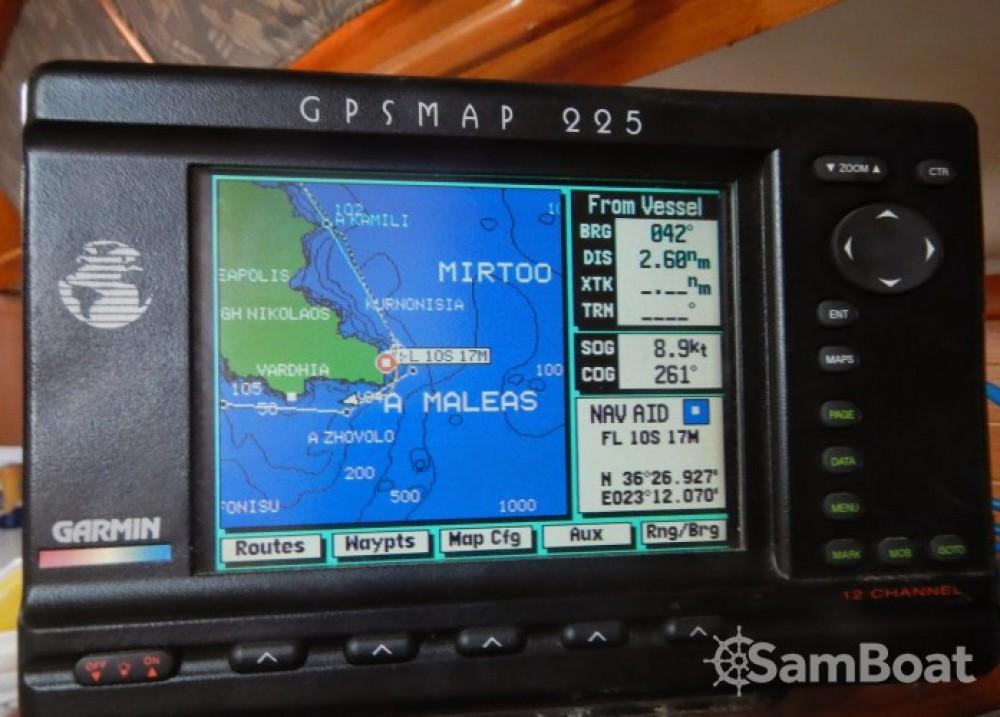 Segelboot mieten in Lávrio - Jeanneau Voyage 11.20