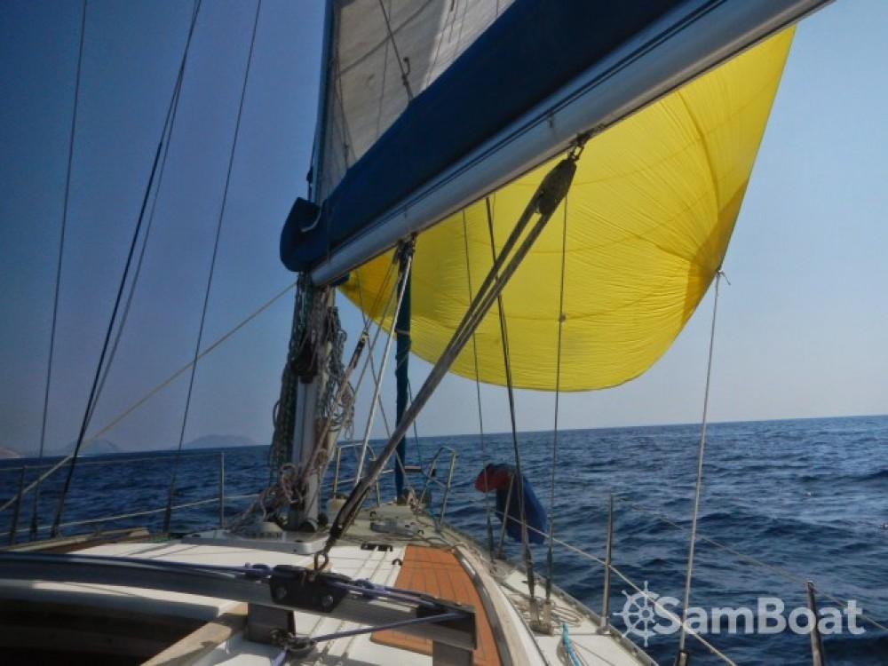 Ein Jeanneau Voyage 11.20 mieten in Lávrio