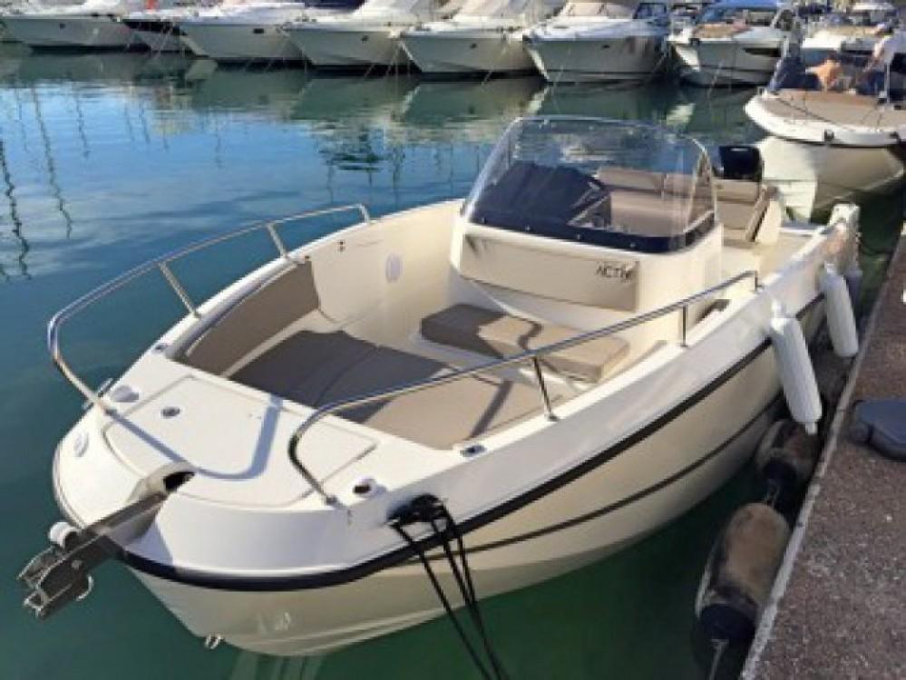 Motorboot mieten in Saint-Malo - Quicksilver Activ 755 Open